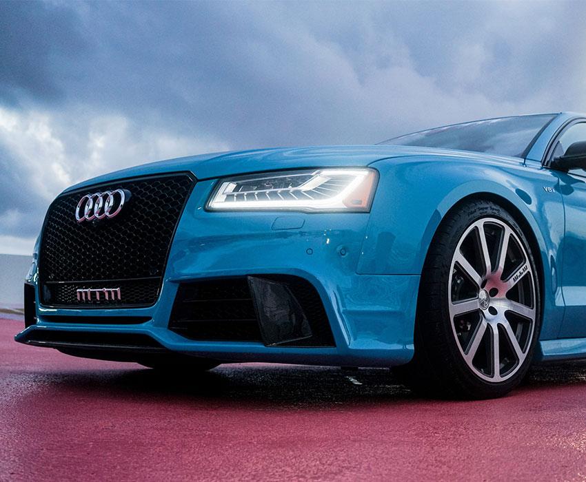 Audi Leasing und Mietkauf bei LeaseForce