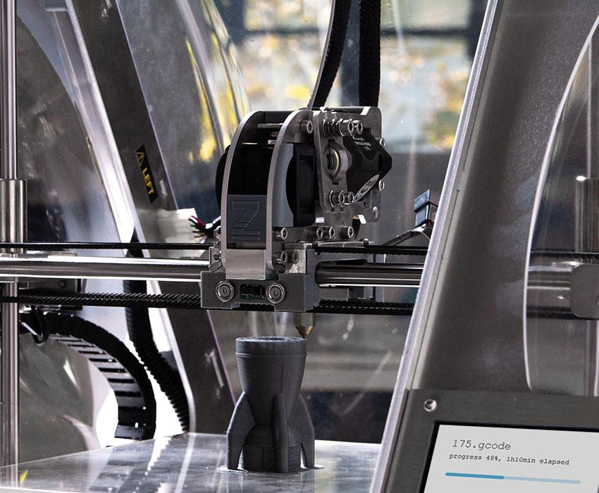 3 D Drucktechnik zum Leasen oder Mieten